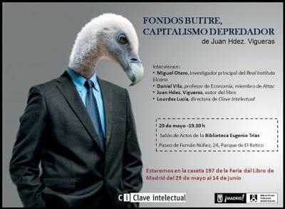 FondosBuitre3 Presentacion Madrid 29 5 15